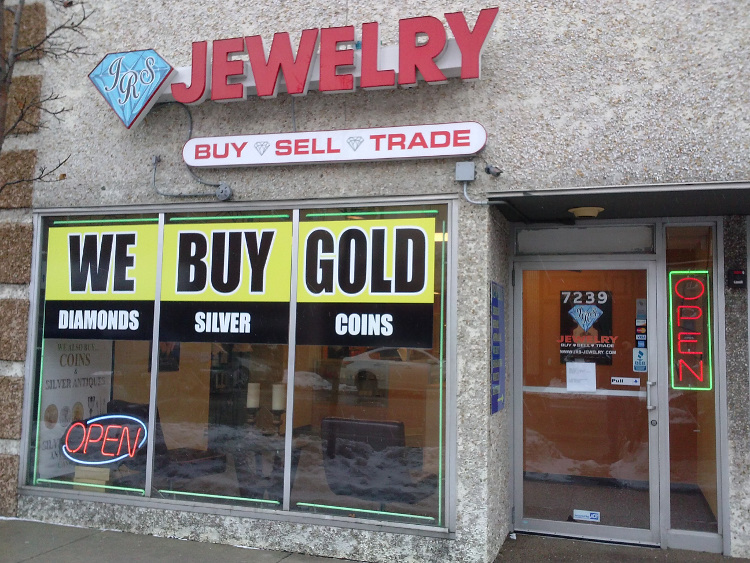 We Buy & Sell Gold, Best Place to Sell Gold